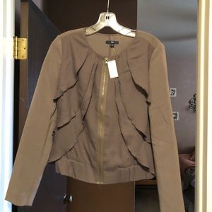 Gap Gray Jacket - New With Tags